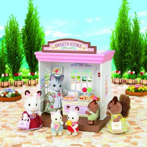 Sylvanian Families Sweets Store - Educational Toys Online