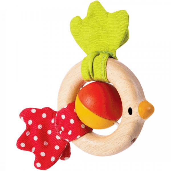 PlanToys Bird Rattle - Educational Toys Online