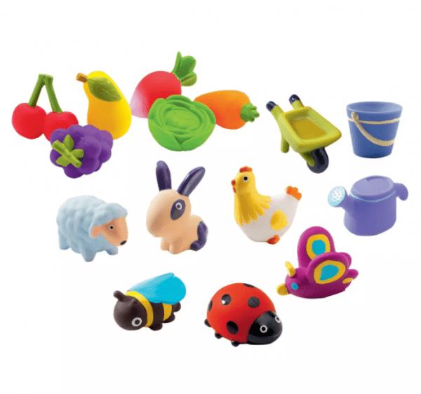 Djeco Tactilo Loto Farm Game - Educational Toys Online