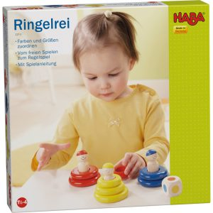 HABA Ring a Thing Game - Educational Toys Online