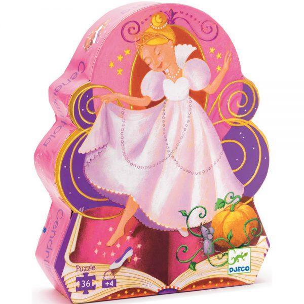 Djeco Cinderella Puzzle - Educational Toys Online