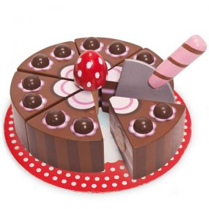 Le Toy Van Chocolate Cake - Educational Toys Online