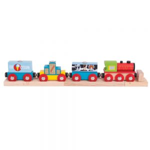 Bigjigs Goods Train - Educational Toys Online