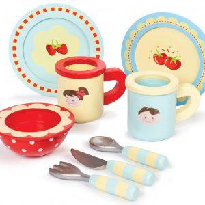 Le Toy Van Dinner Set - Educational Toys Online