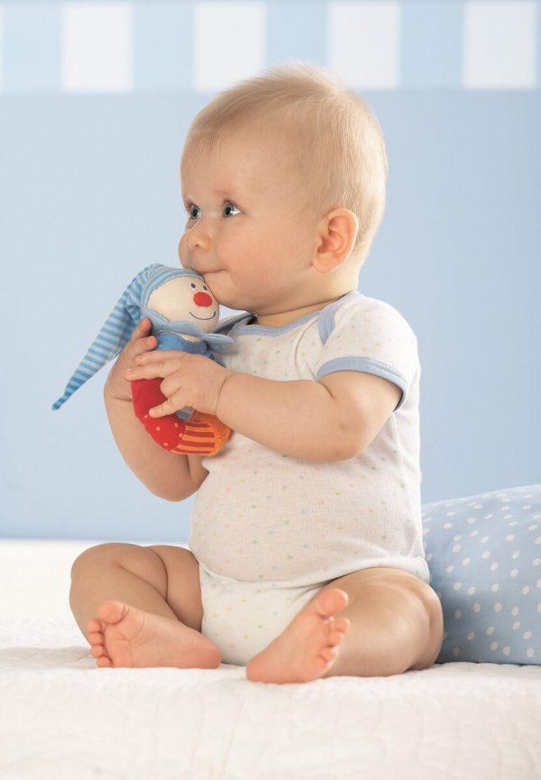 HABA Jasper Ringlet Clutching Toy - Educational Toys Online