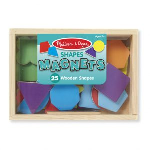 Melissa and Doug Shape Magnets