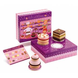 Bakery Toy: Charlotte and Tom Patisserie - Djeco