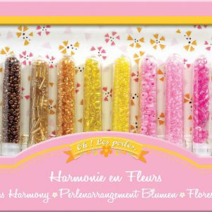 Djeco Flowers Harmony Beads