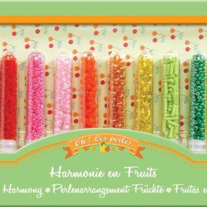 Djeco Fruits Harmony Beads - Educational Toys Online