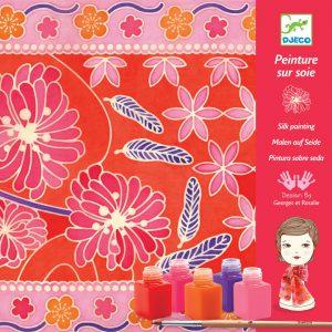 Djeco Japanese Silk Printing