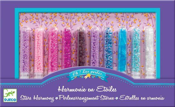 Djeco Stars Harmony Beads