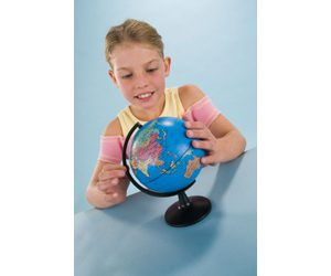 Edu-Toys Desk Swivel Globe 13cm