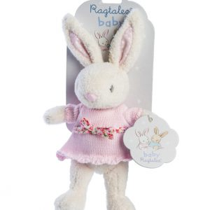 Ragtales Fifi Plush Toy Rattle - Educational Toys Online