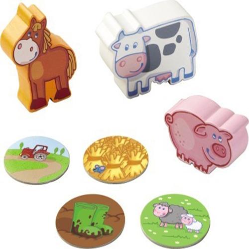 HABA Animal Play Figures