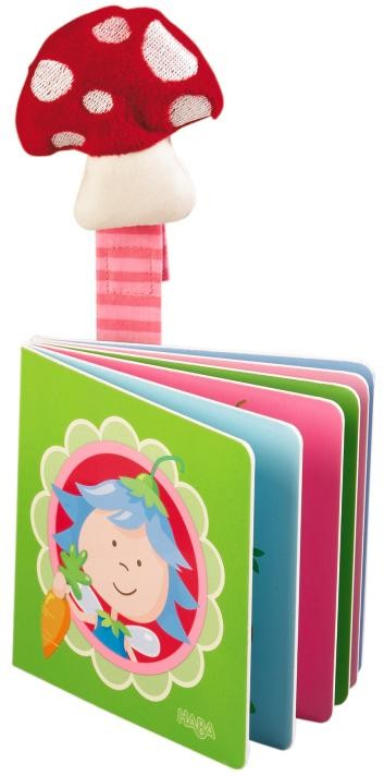HABA Buggy Book Flower Pixies