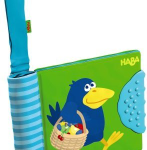 HABA Buggy Cloth Book Orchard - Educational Toys Online