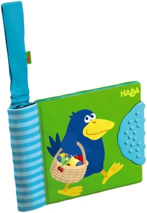 HABA Buggy Cloth Book Orchard