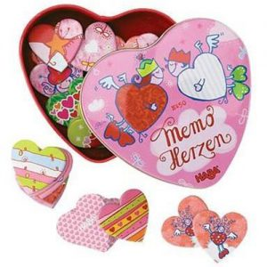 HABA Hearts Memory Game