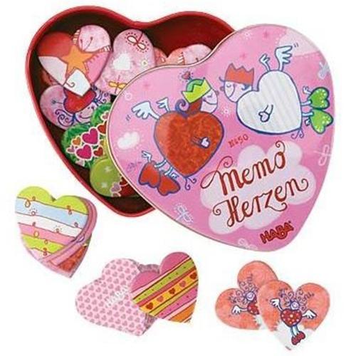 HABA Hearts Memory Game