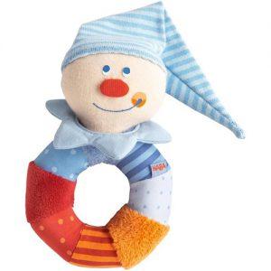 HABA Jasper Ringlet Clutching Toy