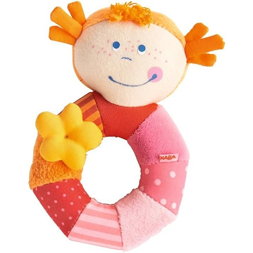 HABA Rosi Ringlet Clutching Toy - Educational Toys Online