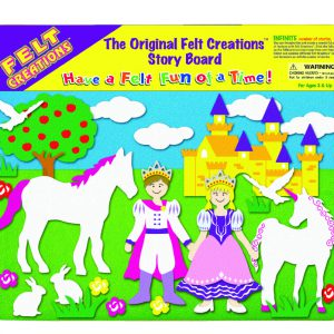 Felt Creations Princess Castle - Educational Toys Online