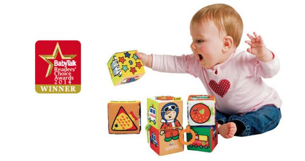 K's Kids Baby Blocks