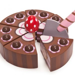 Le Toy Van Chocolate Cake - Educational Toy Online