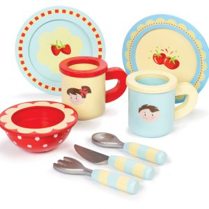Le Toy Van Dinner Set