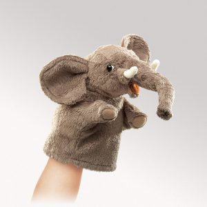 Little Elephant Folkmani Puppet