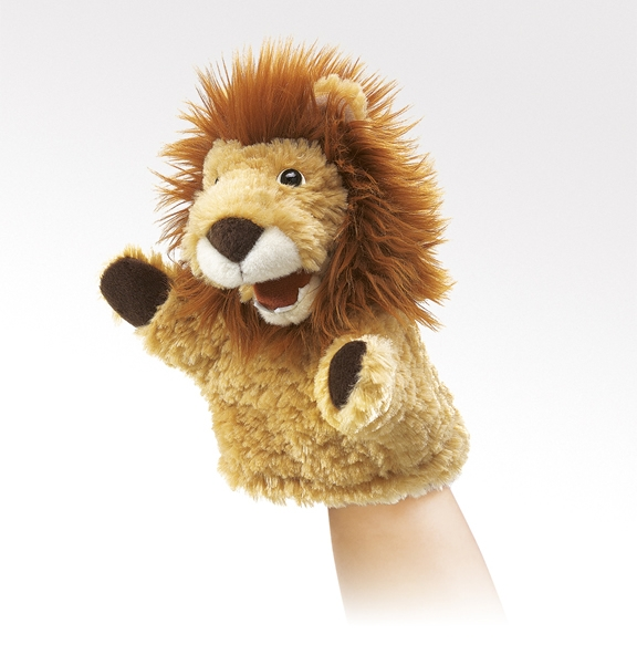 Little Lion Folkmani Puppet