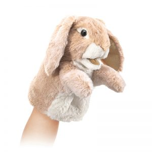 Little Rabbit Folkmani Puppet