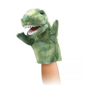 Little T-Rex Folkmani Puppet