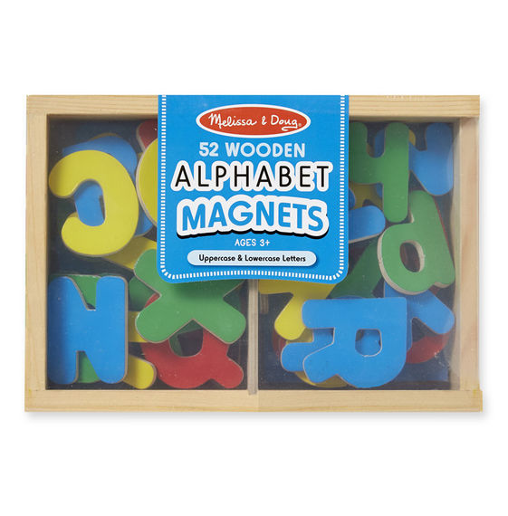 Melissa and Doug Alphabet Magnets