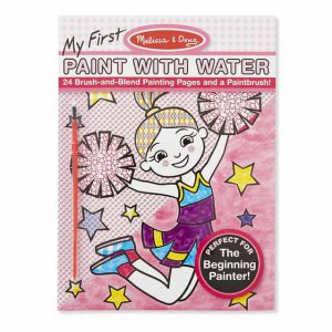 Melissa and Doug My First Paint with Water Girl