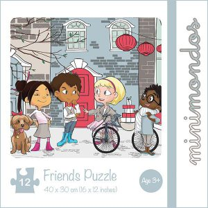 Friends Puzzle Set - MiniMondos