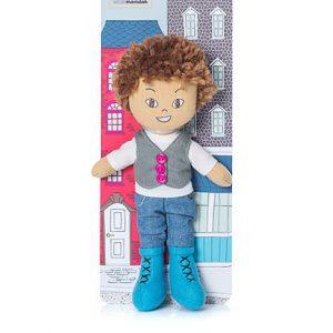 MiniMondos Luca Small Soft Doll - Educational Toys Online