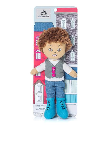 MiniMondos Luca Small Soft Doll