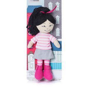 MiniMondos Mia Small Soft Doll
