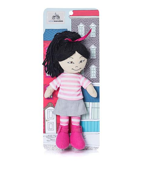MiniMondos Mia Small Soft Doll