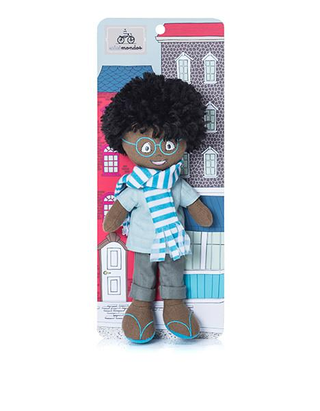 MiniMondos Rafi Small Soft Doll