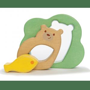 PETILOU Baby Bear 3pc Puzzle