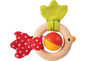 PlanToys Bird Rattle