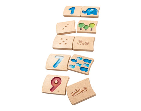 PlanToys Numbers