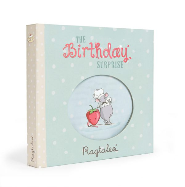 Ragtales Ragbook Birthday Surprise Counting
