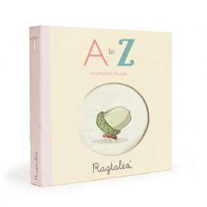 Ragtales Ragbook Alphabet ABC