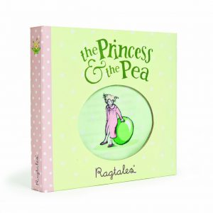 Ragtales Ragbook Princess and The Pea