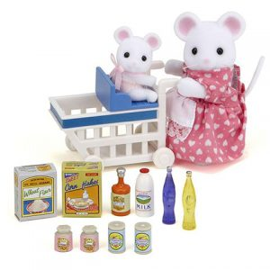 Sylvanian Families Grocery Shopping - Educational Toys Online