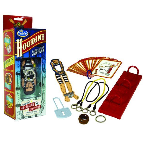 ThinkFun Houdini Game