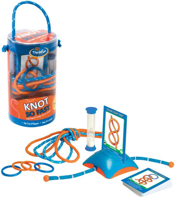 ThinkFun Knot so Fast Game
